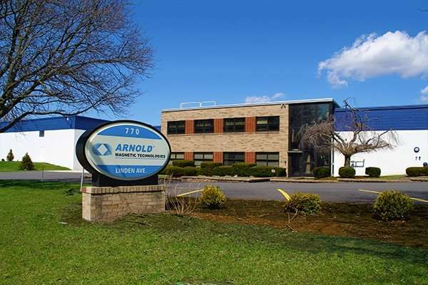 Arnold Magnetics<br> Rochester, NY